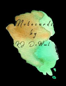KJDeWaal_Notecards