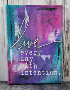 kjdewaal_live_everyday_with_intention_mixed-media_1