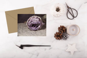 kjdewaal_tattered_rose_flat_notecard