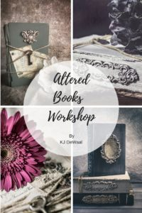 Altered Books Workshop Example Image