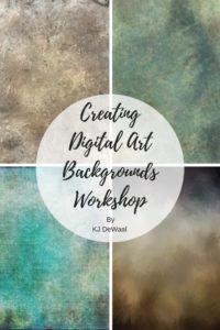 Creating Digital Art Backgrounds