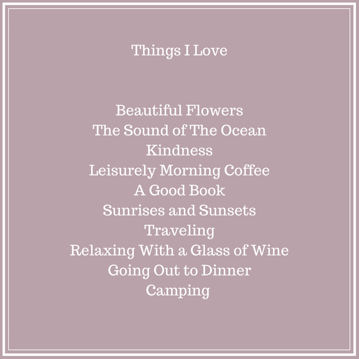 kjdewaal-things-i-love
