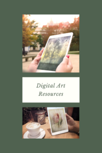 Digital Art Resources Home Page Image