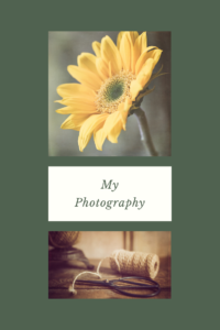 My Photography Home Page Image
